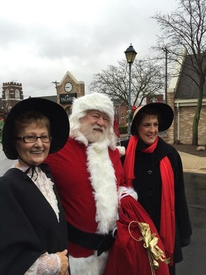 The tradition of Holly Days returns to downtown Farmington Saturday Dec. 3, from 10 a.m. to 8 p.m.