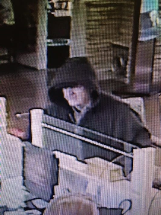 Terrell County bank robber