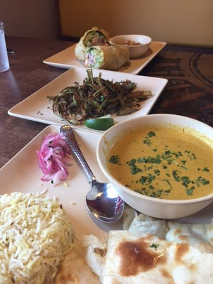 Tandur Indian Kitchen has opened on Bearden Hill.