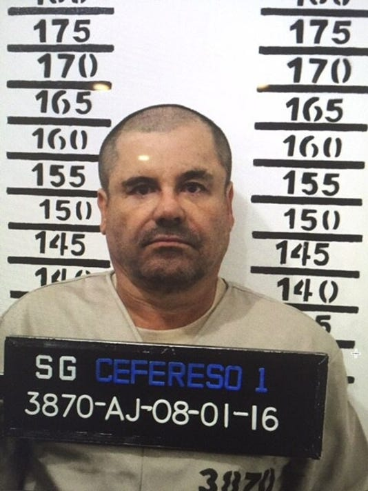 AP MEXICO DRUG LORD EXTRADITION I FILE MEX