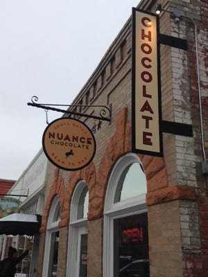 Nuance Chocolate is located in Old Town Fort Collins.