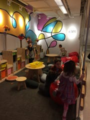 Kids Corner at Discovery World
