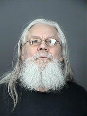 Glenn Ramond Lambert, 64, of Becker was arrested on Wednesday on multiple charges.