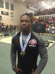 Madison County senior Kima McDaniel captured a FHSAA Class 1A weightlifting state title at 183 pounds on Saturday, April 8, 2017, in DeLand.