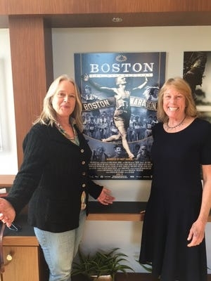 """Boston"" co-producers Megan Williams and Eleanor Bingham Miller"