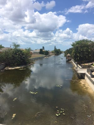 Cape Coral's canals are being drained by overuse and an historic lack of rain