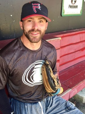 A gig with the Florence Freedom is the latest stop in the career of baseball career of Sycamore grad Mike Morris.