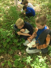 Encourage your kids to play and explore outdoors this