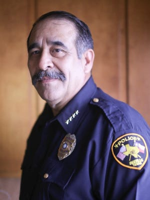 Robert Bridge, retired Corpus Christi police captain, will be sworn in as Beeville's police chief on June 26, 2017.