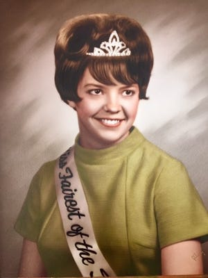 Susan Boyke was crowned the first Fond du Lac County Fairest of the Fair in 1967.
