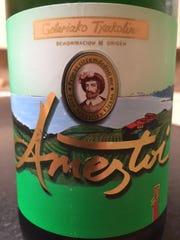 Amestoi Getariako Txakolina, non-vintage, $20. High acidity may put some off. Traditional blend. Basque region, Spain, 10.5 percent alcohol.