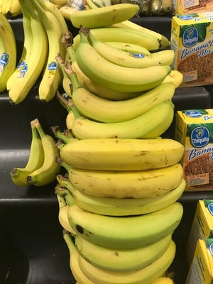 """""""I like bananas and I live alone. So what am I supposed to do? Get seven ripe bananas? Get seven green bananas?"""""""