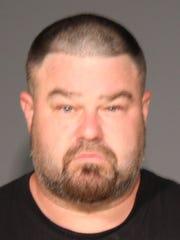Daniel O'Shea, 41, of Howell.