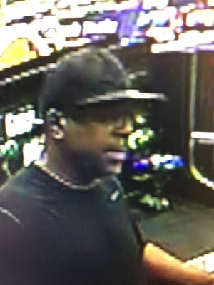 Police say this person stole items from a Lowe's store at 1801 Telegraph in Bloomfield Township.