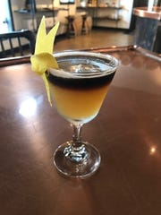 The Penumbra cocktail, created by Corsair Distillery