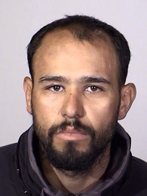 Andres Ayala, 28, of Oxnard, was arrested Wednesday on suspicion of attempted murder.