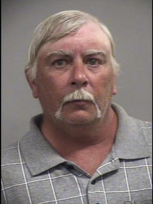 Robert McCoy, 53, is charged with first-degree sexual abuse.