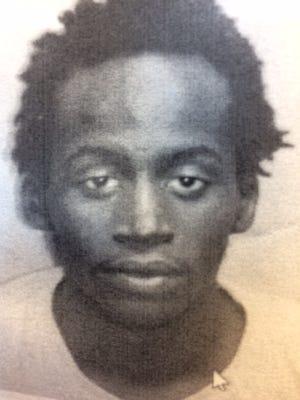 Cheikh Falls, 24, of Bronx, N.Y.