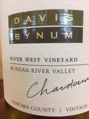 Davis Bynum Chardonnay 2011; Sonoma, California $22; 4.5% alcohol.