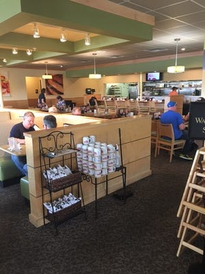 Springfield has two Jimmy's Egg locations, with a third coming this fall to North Kansas Expressway.