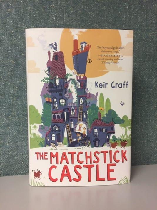 Matchstick Castle by Keir Graff