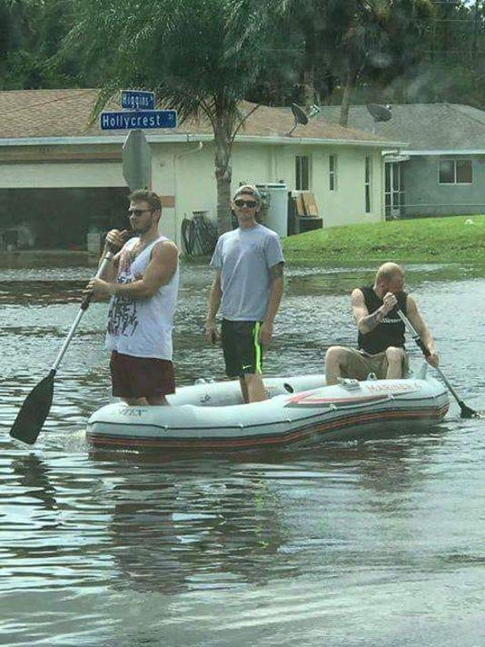 Hurricane Irma story