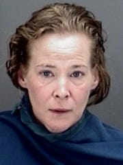 Melissa Key Higginbotham is charged with intoxication