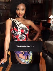 Wakeema Hollis lands a starring role in the remake of 'Dynasty,' airing Wednesday on the CW.