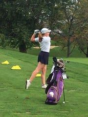 Sarah Willis, Eaton High School golf