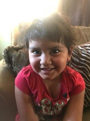 Back in October, Cathedral City police released this photo of the found child to the press, hoping it would help identify her parents. It worked.