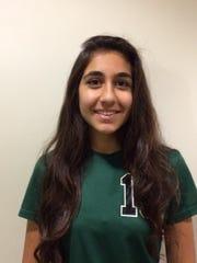West Salem sophomore Amani Noor