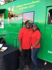 Chris and Rose Wedderburn are opening Jah-T'aime, a