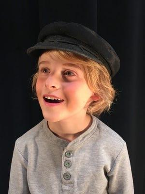 "The Belmont Theatre presents ""Oliver!"" Nov. 17-26."