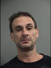 Shawn Murphy, 45, was arrested Sunday morning in connection