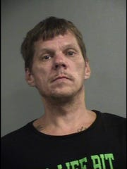 Robert V. Johnson, 43, of Louisvile is currently being