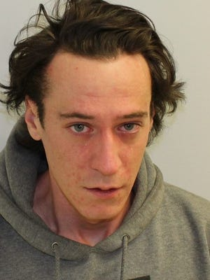 Michael Thoma of Bordentown City was charged with motor vehicle theft.