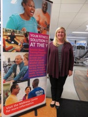 New Hudson resident, Katie Kokko, is settling into her job as executive director of Carl's Family YMCA in Milford