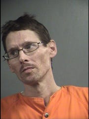 Mark Alan Risner, 41, is charged with trafficking in a controlled substance.