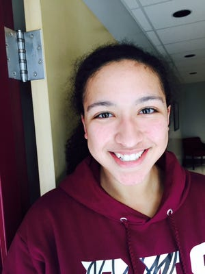 Monique Ayres is Stuarts Draft's city/county student-athlete winter nominee for 2017-18.