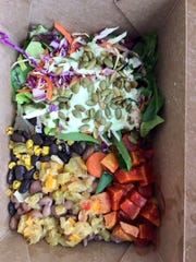 Brightside Bowl from Brightside Kitchen.