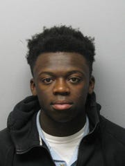 Ameir Logan, 18, was arrested and charged with one