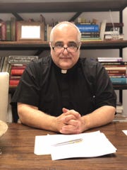 The Rev. Msgr. Sam Sirianni says reflection and prayer can  reduce stress.