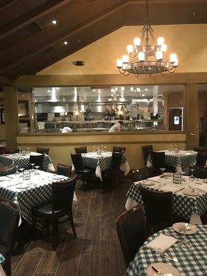 Two weeks after a fire, Mr. B's - A Bartolotta Steakhouse reopened on Feb. 24. The restaurant was closed since a Feb. 12 fire for repairs, mainly due to water damage.