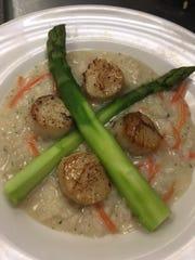 A dish from La Tavola Cucina.