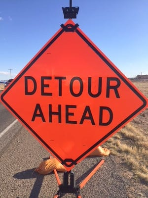 Motorists in Silver City will soon be seeing a lot more road construction and detour signs, as the Town gears up for some $13 million in road improvement projects this year.  Motorists are encouraged to seek alternate routes, slow down and be extra cautious around construction zones.