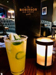 Jalapeno Pineapple Margarita from the Robinson Ale