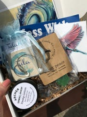 Corpus Christi native Sara Dolson started CC Blissbox as a way to celebrate local products and artists through a subscription-based service.