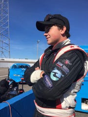 Devin Dodson is a member of the Empire Racing Development