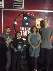"""The Lobos Food Truck won """"Best  2018 Overall Food Truck"""" at the Palm Springs Food Truck Mash-Up, produced by Desert Sun and USA Today Network Events. (March 17, 2018)"""