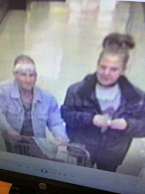 Toms River police are looking for two people they believe stole $770 worth of coffee pods from an Ortley Beach Acme.